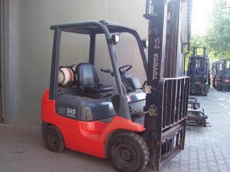 Toyota 42-7FGF18 1800 kg