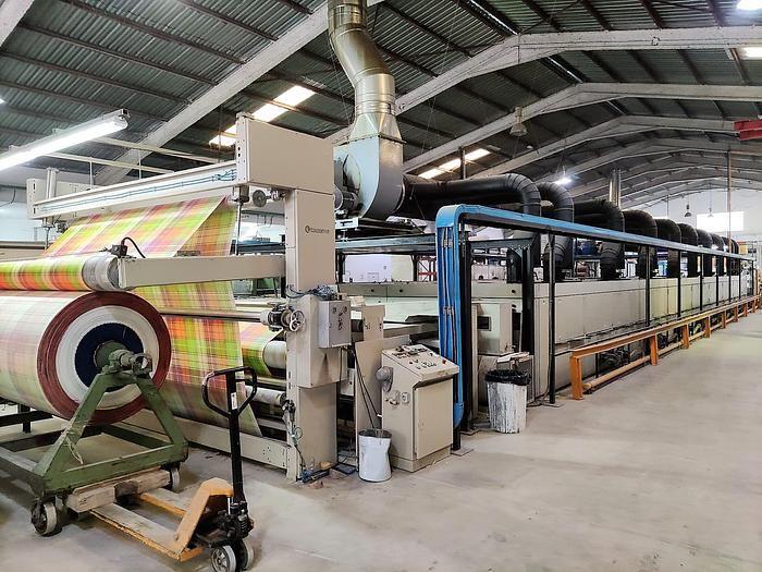 Monforts 8F 340 Cm Stenter