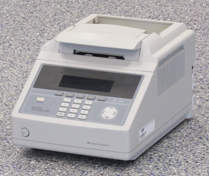Applied Biosystems 9700, GeneAmp Thermal Cycler
