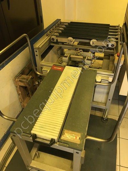 """Corema CVRA 24"""" slotted cassette Loader"""