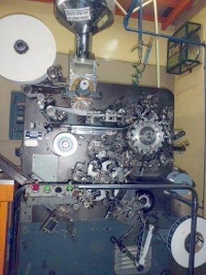 2 Teepack CONSTANTA, Teabag Machines