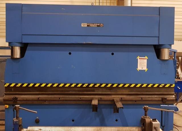 Strojarne Piesok CTO 250A/4000 250 Ton