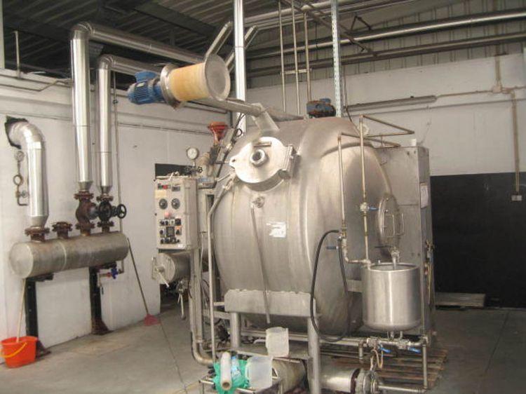 Scholl 30 Kg Jet dyeing machines