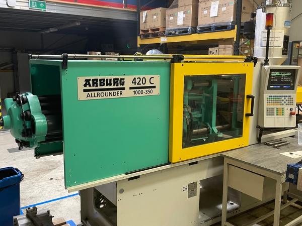 Arburg 420C 100 T