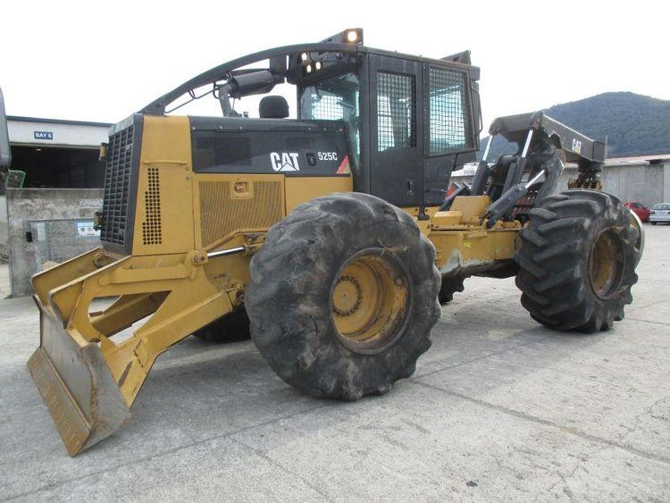 Caterpillar 525C Excavator