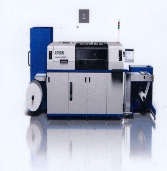 Epson SurePress L-4533A/AW 1 1