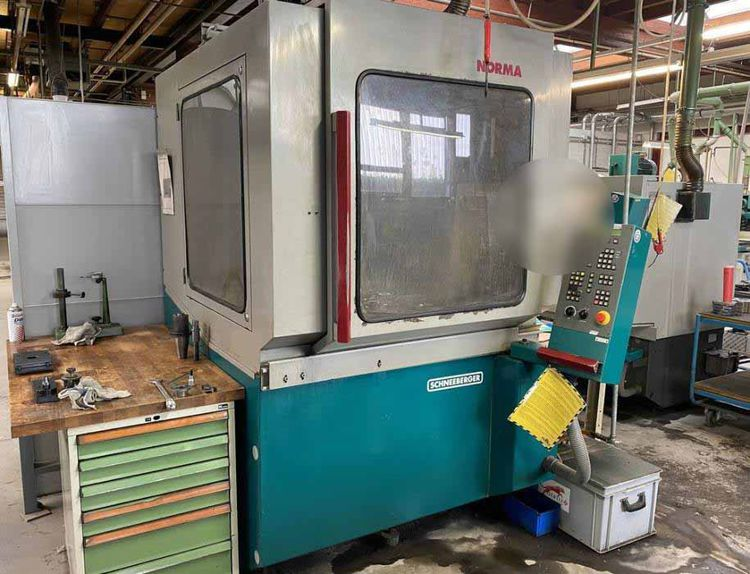 Schneeberger NC Norma 2, Grinding machine