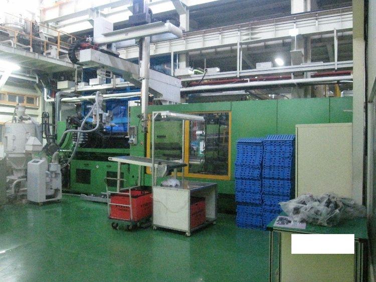 Battenfeld BA8000/4500HM 800 Ton