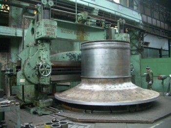 Niles NN Double Column Vertical Boring Mill