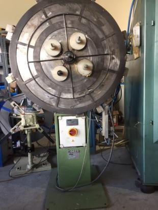 Bihler UMH1 decoiler Disk diameter 650 mm.