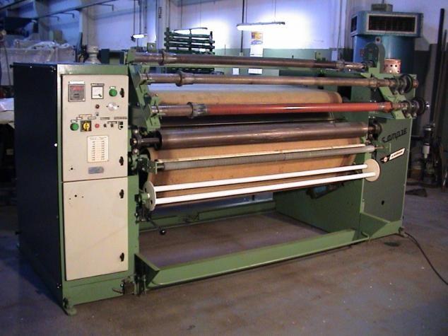 Others Stamp 76 180 Cm Transfer Printing Machine