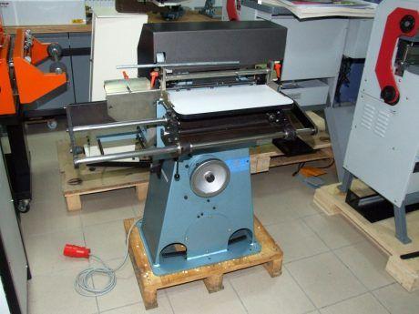 Karl, Tranklein RG, Index Cutting Machine
