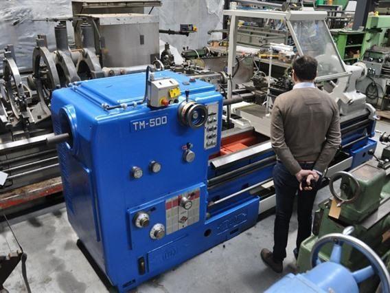 PBR Engine Lathe 800 rpm TM500