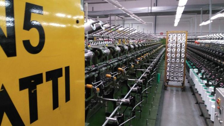 Ratti winding machine R101