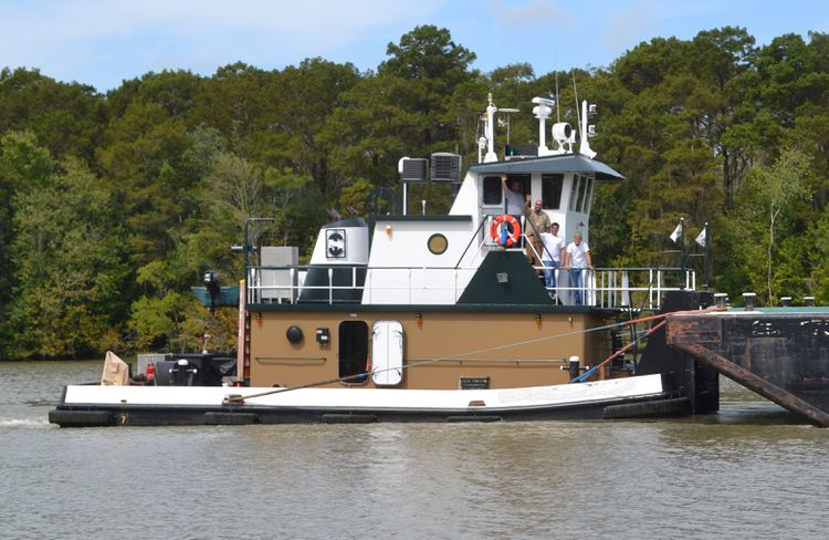 Push Boat Tug For Sale