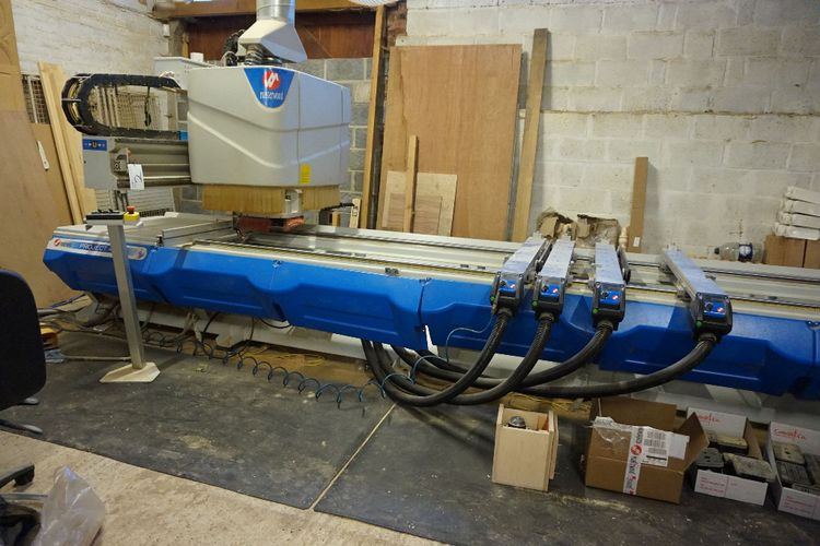Masterwood Winner Project 415L CNC Router