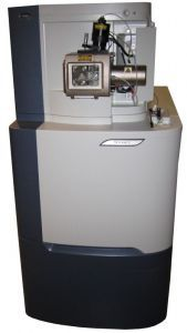 Waters Synapt 4kDa mass spectrometry capabilities