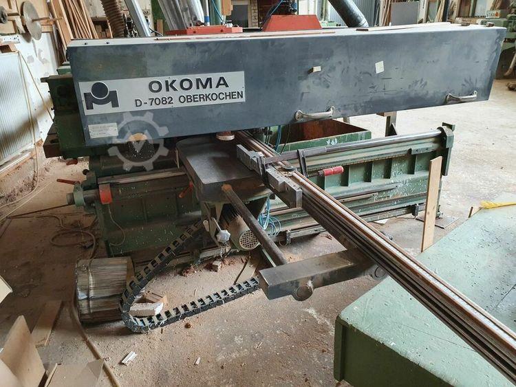 Okoma D-7082 Angular system