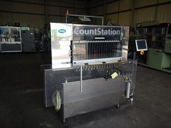 King SC15 2100mm x 1500mm x 2000mm high, approx weight 1500kg SLAT COUNTER