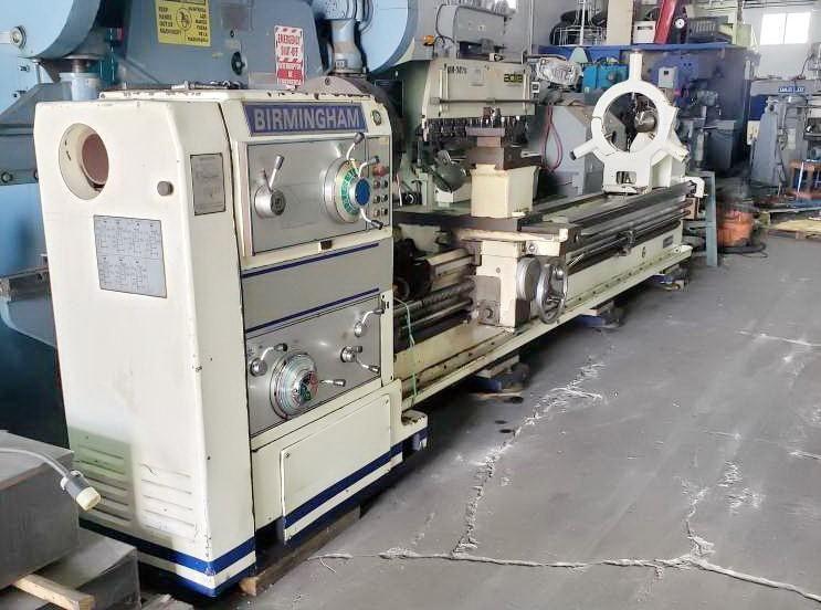 Birmingham GAP BED ENGINE LATHE 1000 rpm DL40