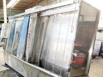 Shinwa ABK220380 Flat Screen Washing Machine