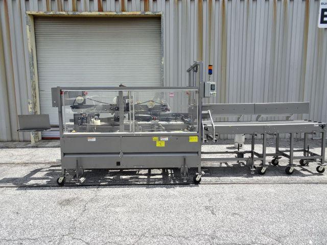 Pearson R350-T, CASE ERECTOR / BOTTOM TAPER