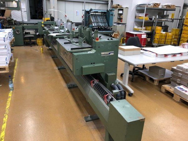 MULLER MARTINI 1509 Saddle Stitcher