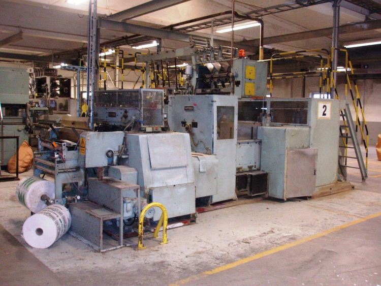 "Others 1320 mm ""C"" Fold Machine"