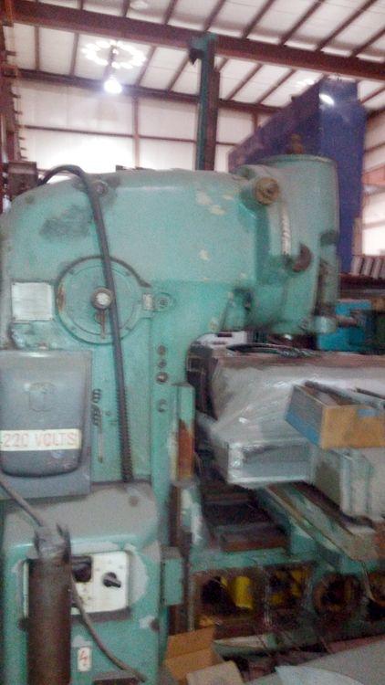 Heckert 5 Engine Lathe 2240rpm