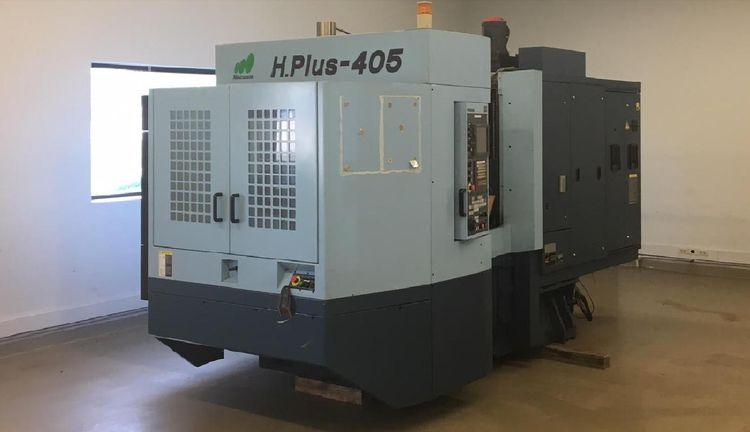 Matsuura H-Plus 405 Dual 500mm Pallet HMC 4th Axis 4  Axis