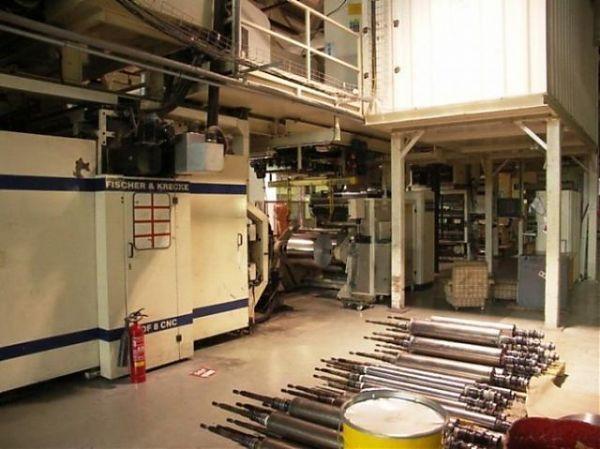 Fischer & Krecke (F&K) 10 DF CNC 9 830 mm