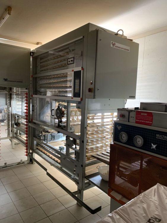WP Semmel system 5000 pieces / hour