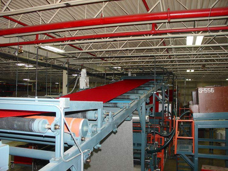 Tuftco PVC Tile Line 200 Cm