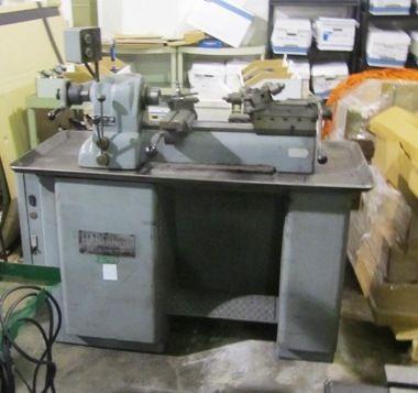 Hardinge Engine Lathe 3500 rpm DSM-59
