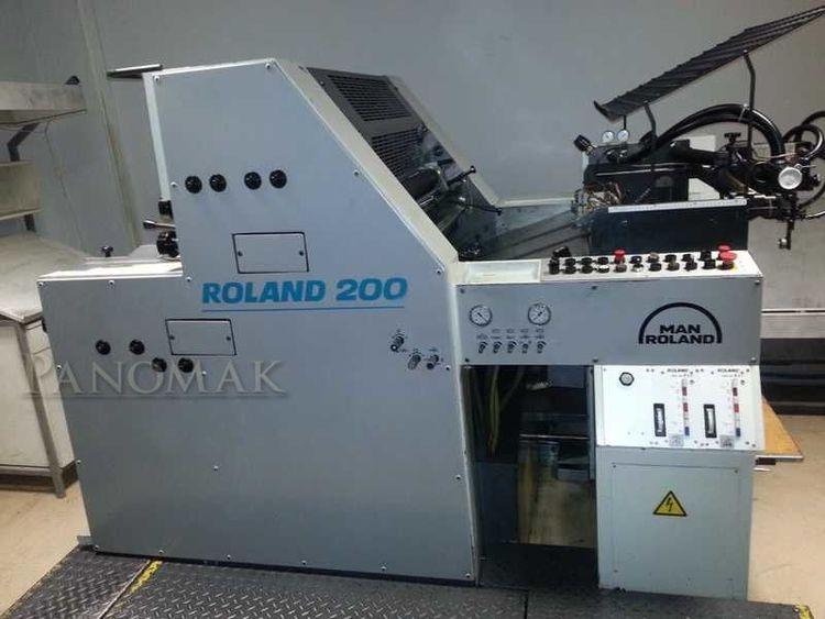 Roland 202 TOB 52x72 cm