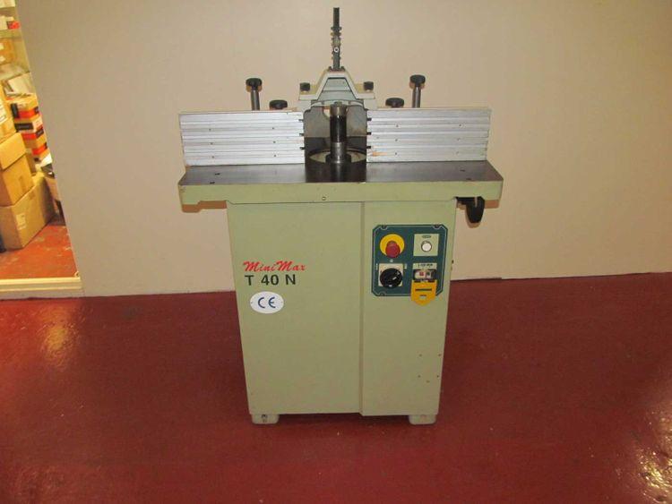 SCM T40 N, SPINDLE MOULDER