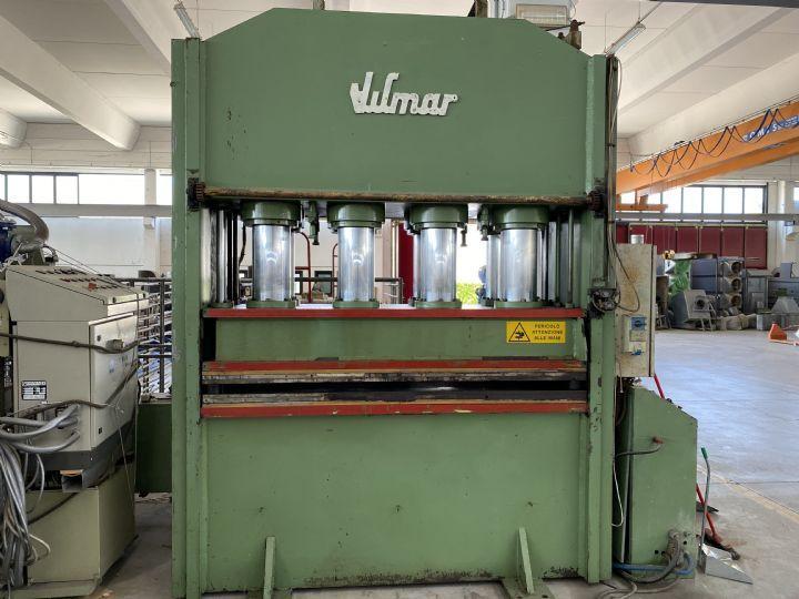 Vilmar Press Machine