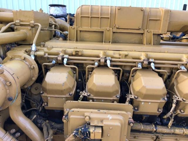 2 Caterpillar 3516B Pair Used Caterpillar 3516B-HD w 2,374HP Marine propulsion