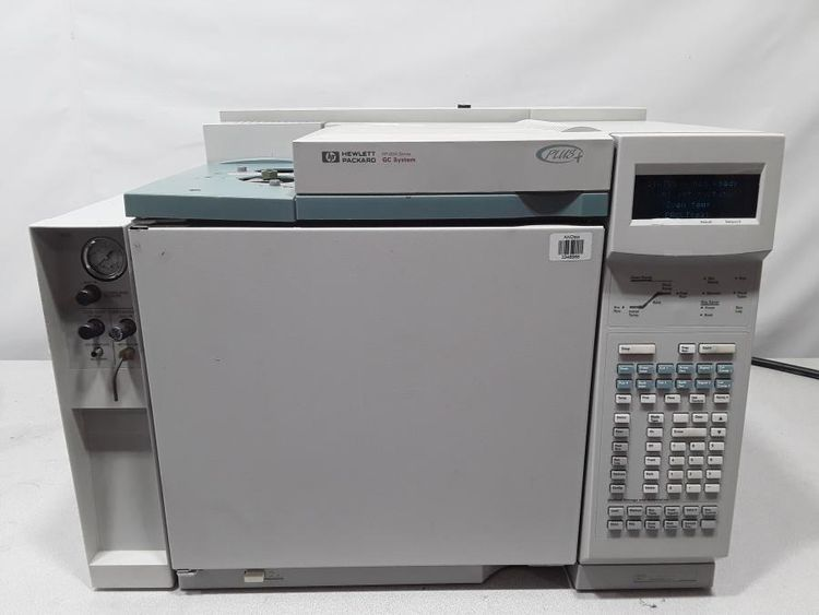 Hewlett Packard (HP) 6890/G1530A Series GC System