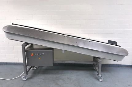 Kemper SBR 2500 dough-rounding-machine