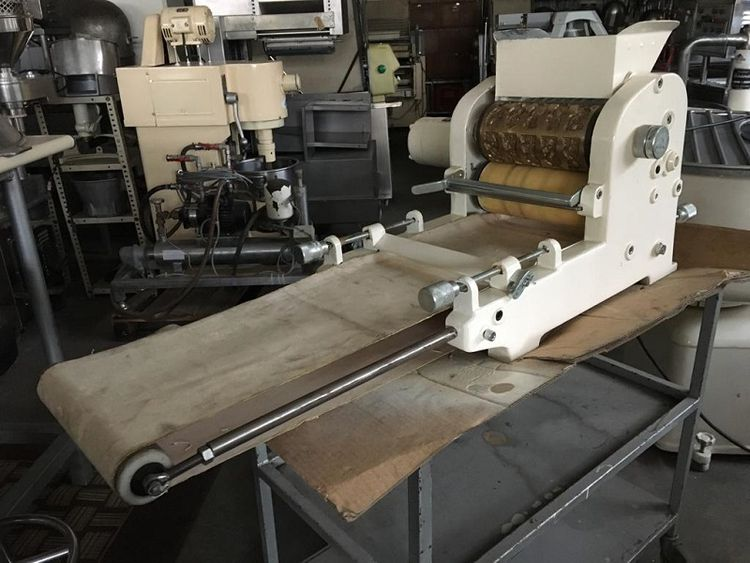 RNK Export-250 Biscuit Rotary Moulder
