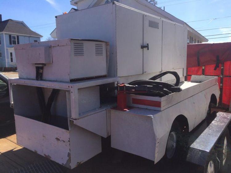 Hobart Ground Power Unit