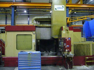 Doerries Scharmann Contumat VCE 1600/140 Vertical turret borer