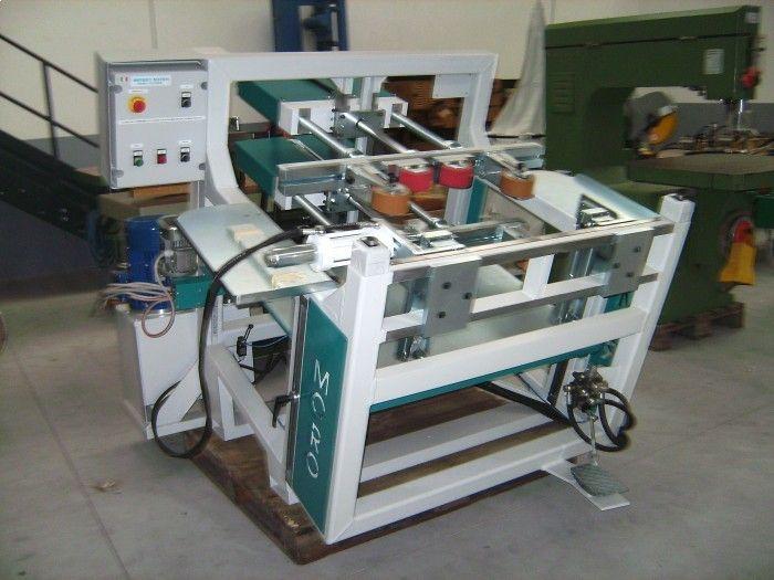 STU1000, Hydraulic pit clamp