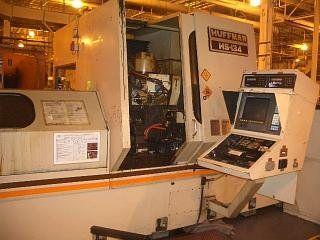 Huffman HS134 18000 rpm CNC BROACH SHARPENER