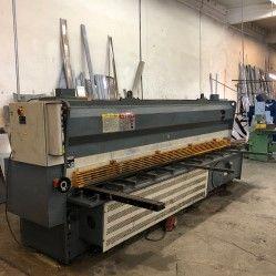 Atlantic HDS-12-1/4 Hydraulic Shear