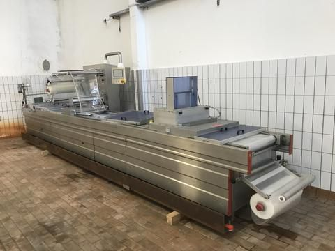 Multivac RE3  THERMOFORM MACHINE