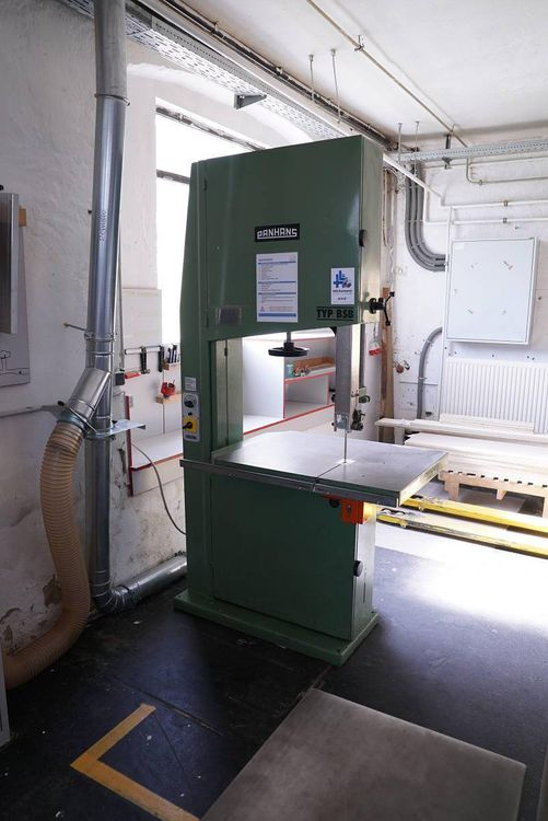 Panhans BSB 700, Band saw