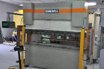 Donewell H80-2500 Max. 80 Ton