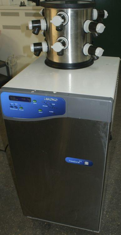 Labconco 7751020 Freeze Dryer ,FreeZone Freeze Dry Systems